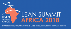 Lean Summit Africa 2018 @ The Vineyard